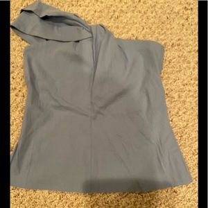 Zara off the shoulder blouse in small